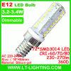 Dimmable 4W E12 bombilla LED (LT-E12P5)