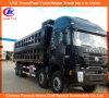 camions à benne basculante résistants de 25tons 30tons Hongyan Genlyon 8*4