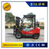 JAC 2.5tガソリンLPG Duel Fuel Forklift Truck Cpyd25