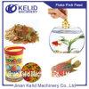 Escamas de pescado nueva llegada automática máquina de fabricación de alimentos