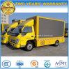 Camion mobile di pubblicità esterna delle rotelle di Forland 6 con il sollevamento dello schermo del LED