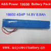 14.8V 18650 batterie Li-ion Pack 8800mAh