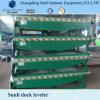 Rampe de levage de dock de camion approuvé d'entrepôt de la CE
