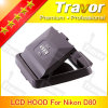 Nikon D80 Camera를 위한 Travor Professional Digital Camera LCD Hoods