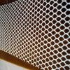HDPE dreef het Witte Plastic Duidelijke Opleveren uit