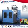 HDPE Plastikflaschen-Herstellungs-Strangpresßling-Blasformen-Maschine
