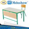 Tabela e cadeira do estudo para a mobília de escola de Moonshow dos estudantes