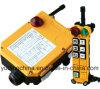 À télécommande sans fil industriel pour l'émetteur et récepteur de la grue F24-6D rf