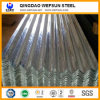 Lamiera di acciaio ondulata rivestita dello zinco
