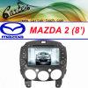 マツダ2 (CT2D-SMA6)の特別な車のDVDプレイヤー