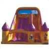 子供の膨脹可能なおもちゃ(JS4063)のための膨脹可能で美しい警備員の弾力がある城