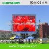 Chipshow al aire libre a todo color P10 en la pantalla de LED
