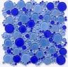 円形のガラスモザイク(LW01)