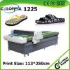 La producción en masa de PVC de zapatos de patines de la máquina de impresión superior