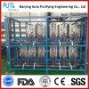 Sistema solar del tratamiento de aguas IED