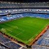 Het binnen Gras van het Gebied van het Voetbal voor Verkoop
