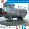 Tanque de gás pequeno do cilindro da capacidade 2.5t 5cbm LPG para a venda