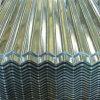 Dx51dは鋼鉄コイルの製造者によって波形を付けられた鋼鉄屋根ふきシートに電流を通した