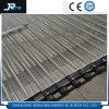 凍結するのための食品等級のステンレス鋼の平たい箱の金網ベルト