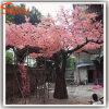 Напольный большой искусственний вал цветения вишни