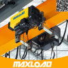 Construcción de uso del montacargas y el cable de la honda Tipo de material de elevación