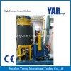 Máquina interna de la fabricación de la decoración de la alfombra del coche del poliuretano de la alta calidad