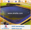 HDPE Geomembrane pour Waterproofing Construction
