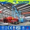 20 pouces Julong 3500m3/hr drague d'aspiration de la faucheuse pour le sable et de travaux de remise en état
