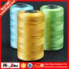 La calidad más fina del control de calidad el 100% de Stict coloreó el hilo de rosca de nylon