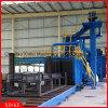 Fabricación de la máquina del chorreo con granalla para el componente del arrabio de la limpieza