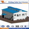 Edificio ligero prefabricado ambiental de la fábrica de la estructura de acero