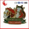 Distintivo su ordinazione cinese di Promotinal di alta qualità