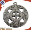 Medaglia antica del metallo incisa abitudine commemorativa del nuovo prodotto 2015