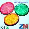 Diámetro 200 mm vía LED parpadeante luz de señal de tráfico núcleo / módulo