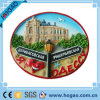 Подарок туриста сувенира магнита холодильника смолаы 3D сувенира Прага