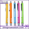 Click sveglio Ball Pen Cheap Plastic Ball Pen con Clip