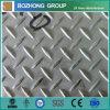 Bonne qualité prix compétitif 2214 plaque à damier en aluminium