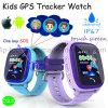 Sos van Jonge geitjes GPS van de Veiligheid Horloge het van uitstekende kwaliteit van de Drijver met Waterdichte D25