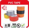 Cinta colorida del conducto del PVC del pegamento con diversos colores