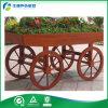 Carro de moda de la flor del jardín para los usos públicos (FY-009B)
