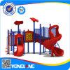 De Commerciële OpenluchtApparatuur van uitstekende kwaliteit van de Dia van de Speelplaats van de School Kates (YL72454)