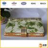 Caja de encargo del cuaderno del cuero de la fábrica de la manera de la alta calidad