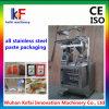 높은 Quality Automatic Liquid Chocolate 또는 Sauce/Tomato Paste/Honey/Jam/Soy Sauce Sachet Bag Pouch Paste Packing Machine