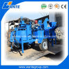 半自動Concrete Interlock Brick MachineかHight Quality Brick Making Machinery