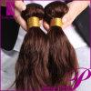 Grandes extensiones de cabello natural de las longitudes de pelo indio Real para la venta