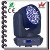 Luz principal móvil del zumbido del LED 19PCS*12W