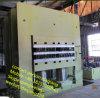 Ubber vulkanisierenpresse-Maschine/Rahmen-Typ Gummi-Vulkanisator