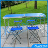 옥외 Fashion Design Camping Folding Table 및 Chairs Set