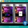13.56fora do padrão MHz foto RFID Cartão de PVC para sistema de identificação pessoal