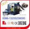 Machine de fabrication de brique de verrouillage concrète automatique